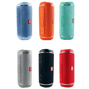 TG106 Mini Bluetooth Speaker Estéreo Protable sem fio Soundbox Subwoofers Alto-falante ao ar livre de música MP3 Players USB FMMobile Telefone