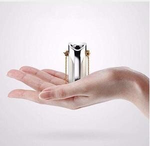 New Mini Portable Pendants USB Necklace Air Purifier Personal USB Charging Air Purifier Collar Negative Ionizer Anion Air Purifier Freshener