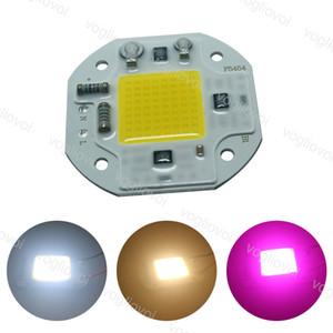 Perles de lumière 220V 20W 30W 50W DOB Résistez à la puissance haute puissance 3500V Blanc Spectrum complet Spectrum Full DIY pour grandir Light Bulb Projecteur Eub