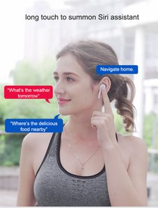 Alta qualità delle chiamate intelligente del rumore BT 5.0 magnetica cuffia auricolare Bluetooth Sport TW50