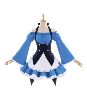 Re: Null starten Leben in einer anderen Welt REM / RAM Cosplay Halloween Kostüm-Kleid