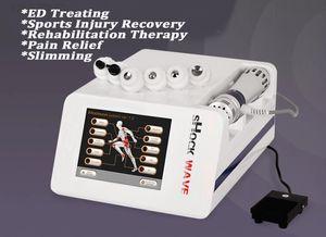 High Tech qualité Portable ED Therapy gains traitement des vagues pour ED / Shock Wave dysfonction érectile appareils de thérapie avec CE Rosh Approuvé