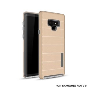 For Alcatel 3V 2019 7 Folio Fashion Soft TPU Hard PC Anti Sweat Anti Fall Fingerprint Shock Absorbing Protective Phone Case Cover