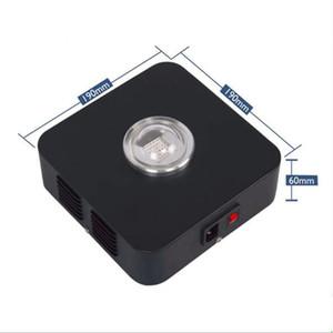 2pcs plein spectre 90W COB LED usine grandir lumière intérieure serre culture hydroponique fleur légume croissance éclairage lampe