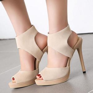 Doratasia 2020 Top-Qualität Thin High Heels Big Size 59 Design Sexy Schuhe Frauen-Sommer-plaftorm Partei Sandalen Frau
