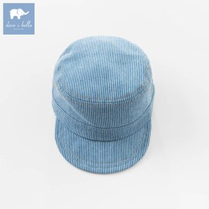 Dba6340-h dave bella frühling baby hüte infant kinder denim caps kinder cool hut j190528