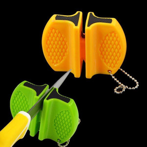 Mini Ceramic catena Rod Temperino affilatura utensili cucina portatile attrezzo esterno