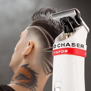 Leistungsstarke Professional Hair Trimmer Elektro Precision 0.1mm Haarschneider Cutting Rasiermaschine Startseite Barber Werkzeug Gesichtsbartschneider