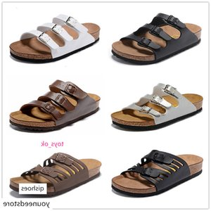 Florida Arizona sell summer Men Women flats sandals Cork slippers unisex casual shoes Beach slippers size US3-15