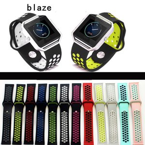 New Silicone Watch Band for Fitbit Blaze Watchband Silicone Sports Smart Bracelet Strap for Fitbit Blaze