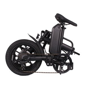 factory price power-assisted ebike 16 inch foldable electrical bicycle with 36v 250w brushless motor