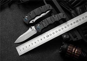 Benchmade BM484 Nakamura M390 AXIS Kilit Bıçak Karbon Elyaf açık EDC C81 BM940 550/551 BM810 3300 484-1 BM42 Kelebek bıçak ele