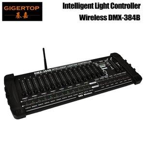 Gigertop 384 canaux DMX512 Universal Led scène Light Controller DJ Console Disco Party Common Protocol 2 de l'antenne Ce Rohs