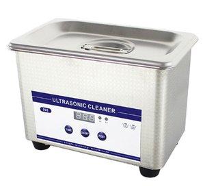 Sıcak Dijital Ultrasonik Temizleyici Temizleme Makinesi Sepetleri Takı Saatler Diş PCB 0.8L 35 W 42 kHz Ultrason Temizleyici Ultrasonik