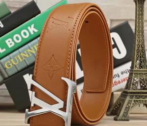 deuxième ceinture la version entière aiguille boucle vachette couche coréenne ceinture de loisirs et d'âge moyen fabricant un gros hommes de ceinture 2020Leather