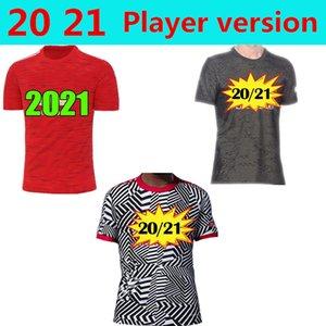 TOP player version POGBA LINGARD 20 21manchester soccer united jerseys utd martial RASHFORD football MARTIAL jersey FRED shirt goalkeeper