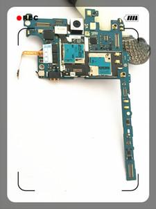 مقفلة الأصلي PCB اللوحة الرئيسية للحصول على سامسونج غالاكسي ملاحظة 2 N7105 LTE اللوحة رقائق مجلس المنطق الحرة الشحن