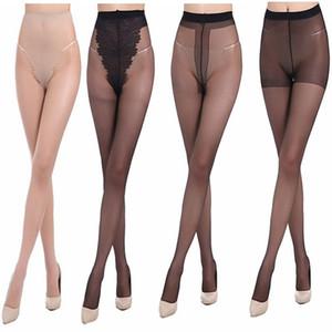 Sexy Frauen Multi Style Schrittgurt Strumpfhosen Nylonstrümpfe Female Girls High-elastische Seide Thin Strumpf Strumpfwaren Wäsche