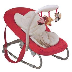 Nuovo 0-12 Months bambino Rocking Chair culla Newbore Puzzle Rocking Chair bambini Tempo libero reclinabile Grossista