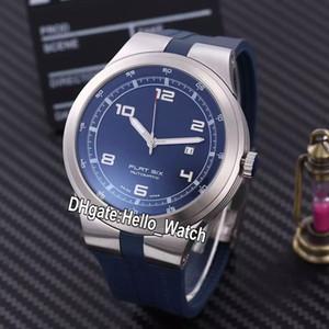 عيد سعر خاص جديد P'6620 P6620 PD تصميم الرياضة سباق السيارات الغوص الساعات الصلب حالة الزرقاء الطلب شقة ستة التلقائي رجل ساعة ساعة