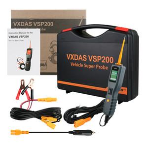 Auto Circuito elettrico Tester VXDAS VSP200 Power Probe più potere di quanto AUTEK YD208 Autel PS100 autuo Sistema elettrico penna test