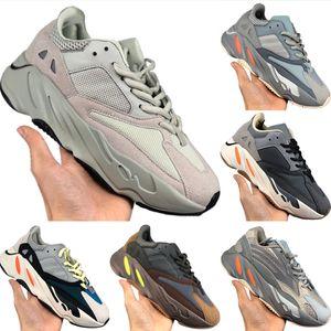 2020 Runner 700 Static Reflective Running Shoes Original Kanye West V2 Runner 700 Calabasas Inertia Buffer Rubber Jogging Shoes