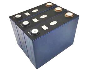 16PC 3.2V 240AH LIFEPO4 Pile de phosphate de fer rechargeable de la batterie pour la batterie DIY Solar Energy Stock Storage Inverter RV EV