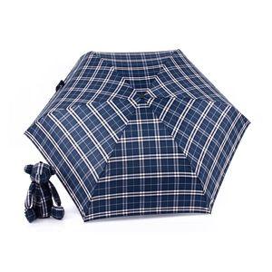 Moda Mini Çocuk Öğrenci Kadınlar Sevimli Taşınabilir Asma Ayı Çantası Cep Şemsiye Karşıtı UV Güneş Yağmur Umbrella için 5 Katlama Ayı Şemsiye