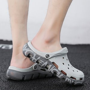 Charming2019 Code Will 46 Flange Reverent Shoe Spelling Color Candy Freeze Sandals Cool Slipper Beach Shoes Male