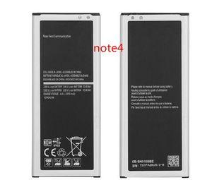 بطارية بديلة ذات جودة ممتازة من أجل Samsung Original Note1 note2 note3 note4 note5 note edge note8 note9 البطارية Fast Delivery France