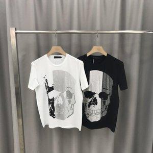 Роскошные мужские дизайнер футболки Summer Tshirt Печать Дизайнерские футболки Hip Короткие рукава высокого Смешные Minecraft Пижамы A5