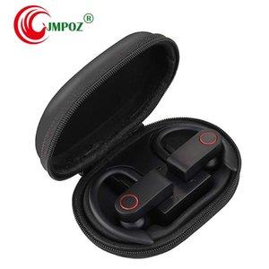 Ear Hook Sweatproof Wireless Bluetooth 5.0 Sports Earphones Stereo Bass Headphones Gym Headset TWS Bluetooth Wireless Earphone