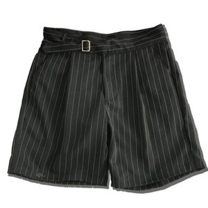 Legible 2019 Summer Mens Casual Striped Shorts Cotton Male Short Homme Brand Clothing Solid Men's Shorts 3XL