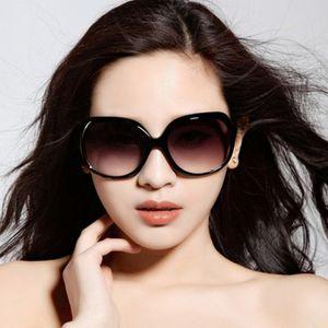 Bulk Fashion Women Big frame Summer beach Occhiali da sole Luxury UV 400 travel sun eye glass Occhiali da vista trendy di marca