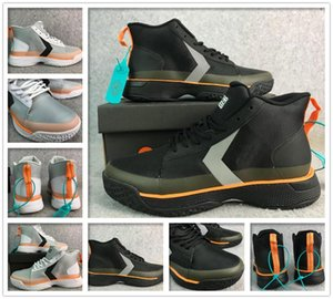 2019 Nuevos zapatos de baloncesto de lona Tinker Hatfield x Star Series BB para baratos All Star Pro BB Luxury Designer sports Size40 ~ 46
