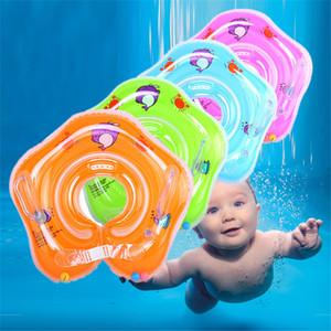 Piscina per bambini Accessori per neonati Anello gonfiabile per neonati Girocolli Ruote gonfiabili per neonati Bagnanti Cerchio di sicurezza Galleggiante DLH058
