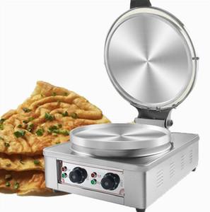 상업용 전기 베이킹 팬 / 더블 난방 팬케이크 기계 만들기 / 전기 팬케이크 베이킹 기계 가격