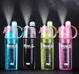 The newest 13.5OZ and 20.3OZ plastic cups for outdoor sports spray cups cool down and quench your thirst.