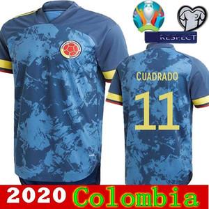 2020 Coppa America di distanza uomo-bambini calcio del pullover SANCHEZ ZAPATA 23 9 LERMA 16 CUADRADO 11 JAMES 10 Bambini Divisa CAMICIE