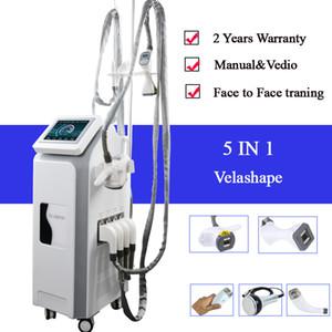máquina láser velashape máquina de cavitación ultrasónica rf radiofrecuencia grasa velashape eliminación equipo 40kHz cavitación ultrasónica para SPA