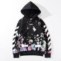 Hot Sale Brand Men's Designer Jacket Men's Women's High Quality Round Neck Long Sleeve Hoodie Men's Casual Sweatshirt Black Arrow Logo Size