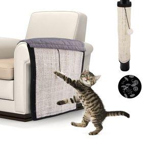 Cat Scratching Mat Post Mat Natural Sisal For Cats Protecting sofa Furniture Anti Scratch Pet Climbing Cat Tree Scratch Pad Board