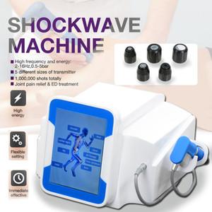 2019 NEW portable Stoßwellentherapiegeräte Gainswave niedriger Intensität Stosswellenmaschine für ED Erectile Dysfunction Behandlungen