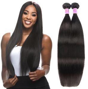 Peruviano indiano indiano cambogiano brasiliano capelli vergini tessuto fasci di dritto wave d'onda allentata onda profonda onda profonda ricci estensioni dei capelli umani