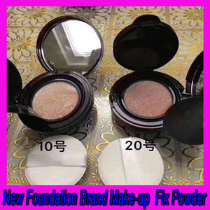 .Hot sale New Foundation Brand Make-up Powder Cake Easy to Wear Face Powder Blot Pressed Powder Sun Block Foundation