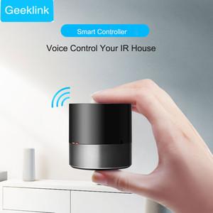 2019 Geeklink Smart Home WiFi + IR + 4G جهاز التحكم عن بعد العالمي الذكي Ios Android يعمل مع Alexa