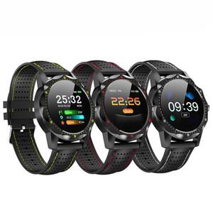 Smart Uhr COLMI Sky 1 Smart Watch Fitness-Armband-Uhr-Puls-Monitor IP68 Männer Frauen Sport Smartwatch für Android IOS Telefon Epacket