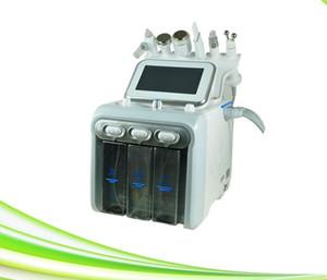 spa salon use 6 in 1 water oxygen jet peel skin tightening oxygen jet peel equipment