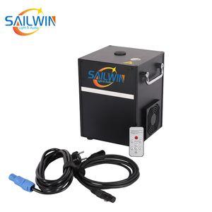 Bühnenscheinwerfer DMX512 Sparkular TI Powder MINI 650W Funkenkalt Maschine Sparkler Feuerwerk Wasserfall-Maschine für Partei