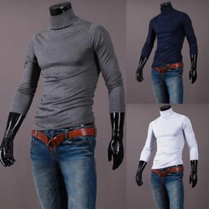New Quick Dry Camisa Running Men Bodybuilding Esporte T-shirt longo da luva de compressão Gym Top t camisa apertada Homens de Fitness